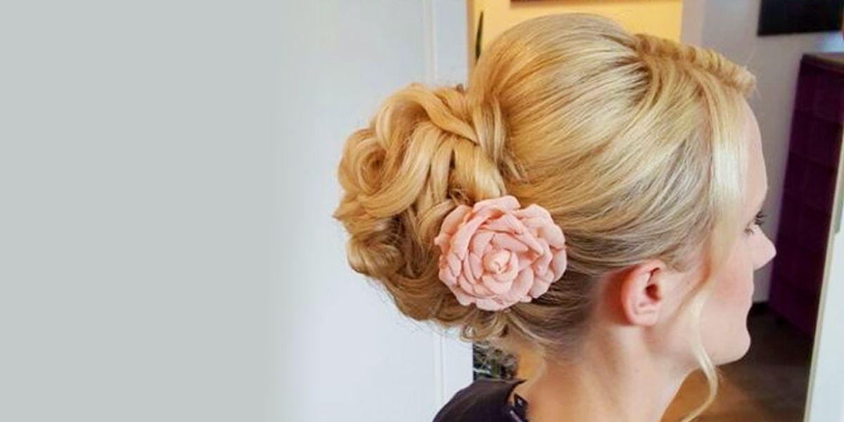 Perfekte Brautfrisur Make Up Top Friseur Hair Affair At Balingen